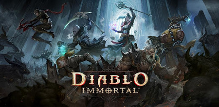 game mobile Diablo Immortal