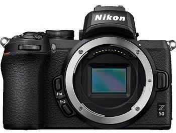10 Kamera Mirrorless Terbaik 2020