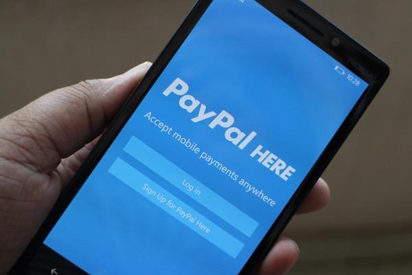 Aplikasi Pembayaran Online Point of Sales