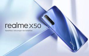 Spesifikasi, kekurangan dan kelebihan realme X50