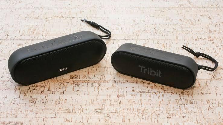 Tribit Speaker Bluetooth Mini