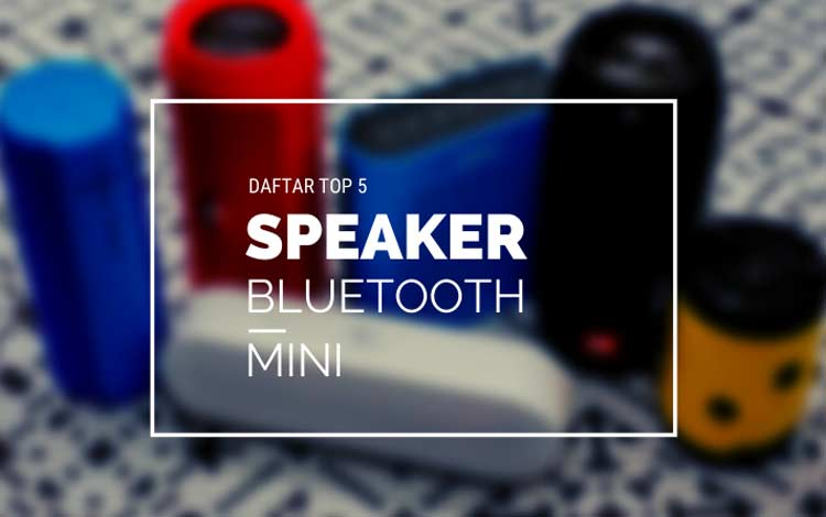 Speaker bluetooth mini