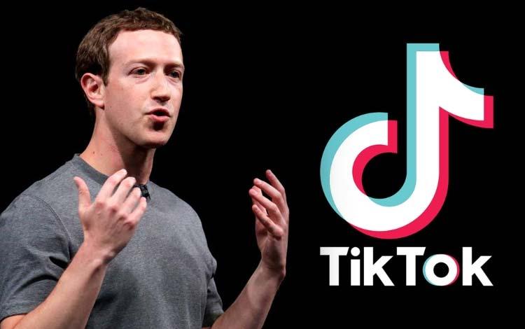 Tanggapan Mark Zuckerberg atas Tiktok
