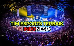 Tim esport terbaik Indonesia