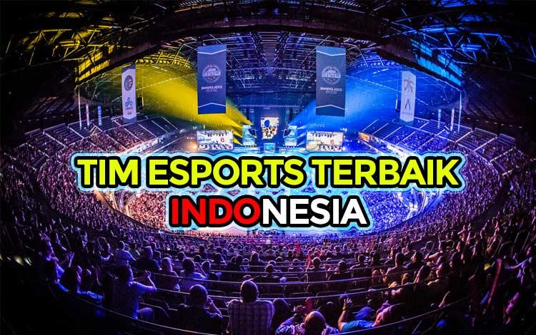 7 Tim eSport Terbaik Indonesia Yang Langganan Juara
