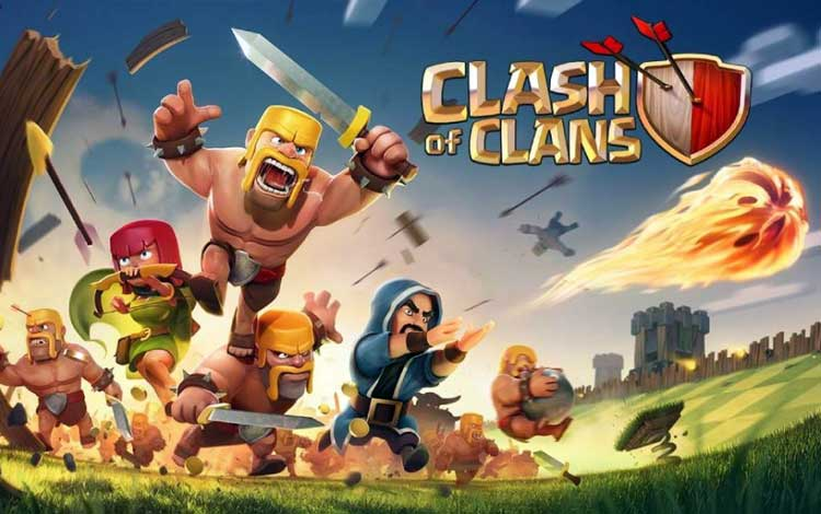 Tips dan Trik Cara Bermain Clash of Clans Agar Cepat Naik Level