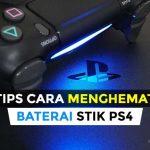 Tips Ampuh: Cara Menghemat Baterai Stik PS4