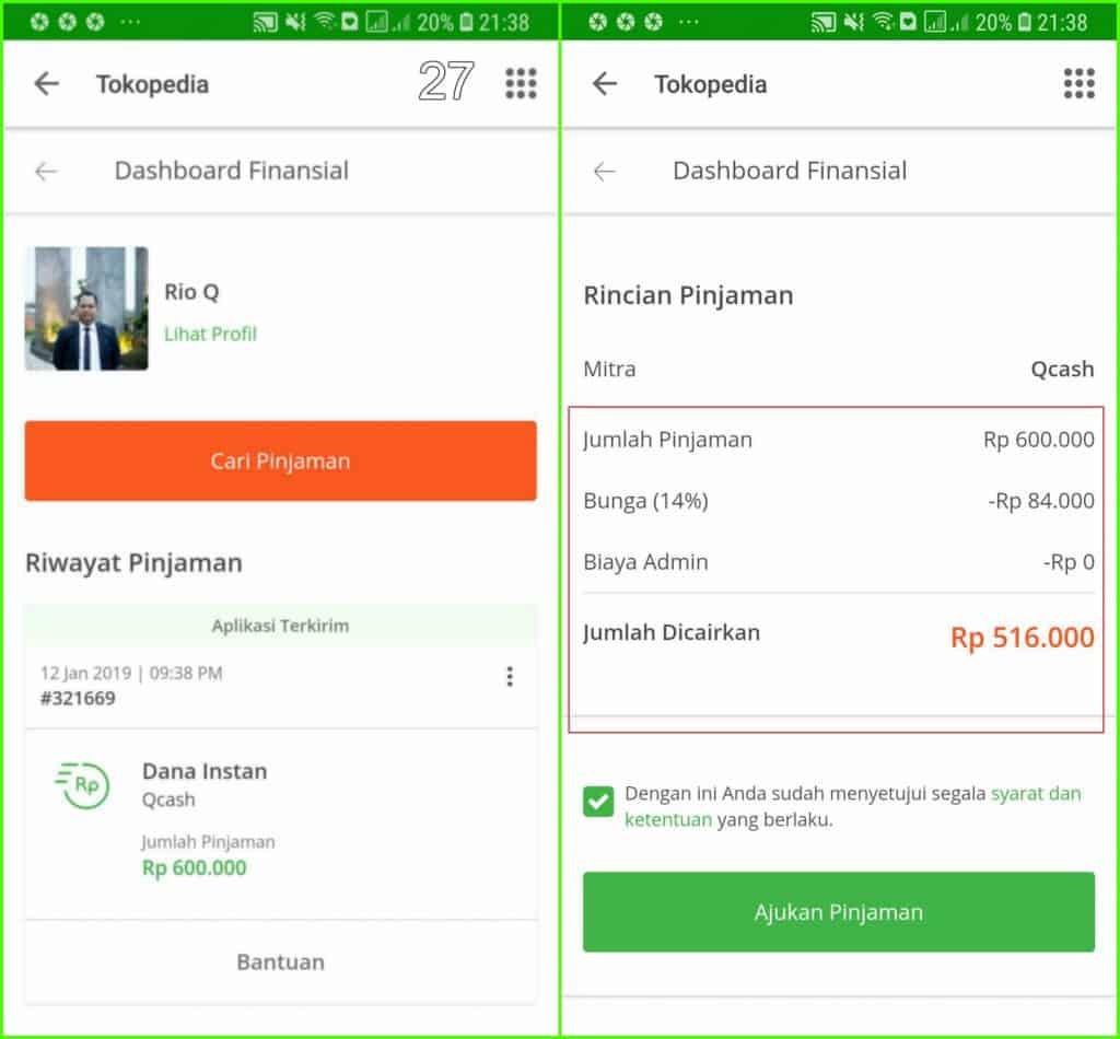 13 Aplikasi Pinjaman Online Ini Bisa Cair Dalam 24 Jam Tanpa Syarat