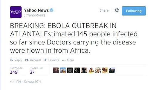 Virus Corona Penyebarannya di Facebook dan Social Media