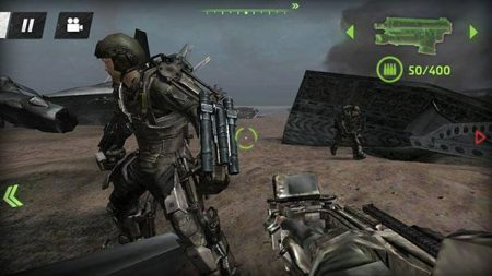 Game Petualang Android - Edge of Tomorrow