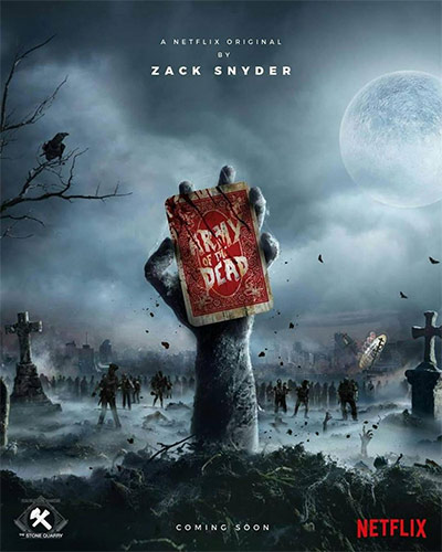 Film Horor Paling Seram 2020 - Army of The Dead
