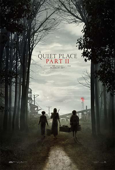 Film Horor Paling Seram 2020 - A Quiet Place Part II