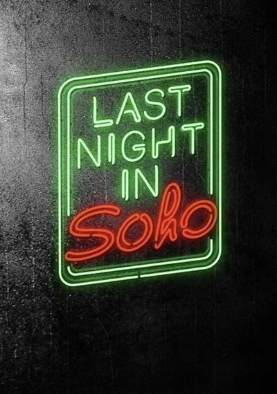 Film Horor Paling Seram 2020 - Last Night in Soho