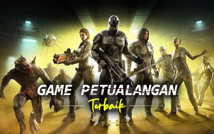 12 Game Petualangan Terbaik dan Seru Online dan Offline