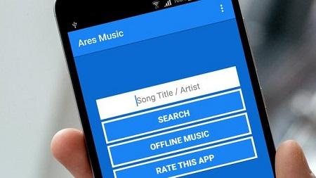 Aplikasi Lirik Android dan iOS Terbaik - Music mania