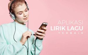 Aplikasi lirik lagu terbaik