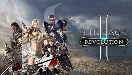 Game petualangan Lineage II Revolution