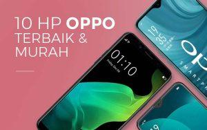 HP Oppo terbaik dan murah 2020