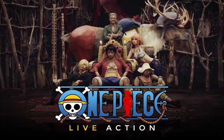 One Piece live action di Netflix