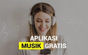 Aplikasi musik gratis