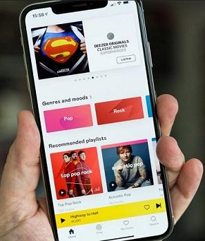 Aplikasi Musik Gratis Android dan iOS
