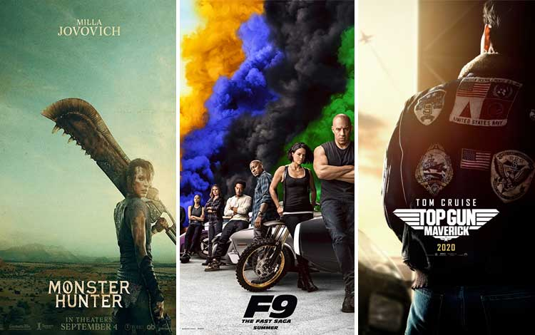 10 Film Action Terbaik Rilis 2020! Udah Nonton?