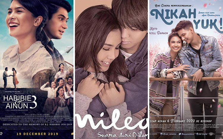 Film Drama Romantis Indonesia Terbaik! Siapin Tissue Nontonnya!