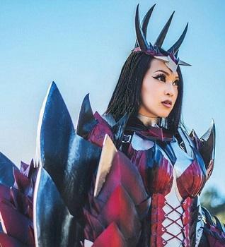 15 Cosplayer Wanita Tercantik di Dunia