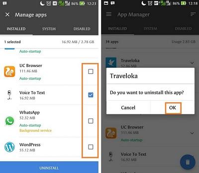 Cara Menghapus Aplikasi Bawaan Android Update 2020 Pihak Ketiga