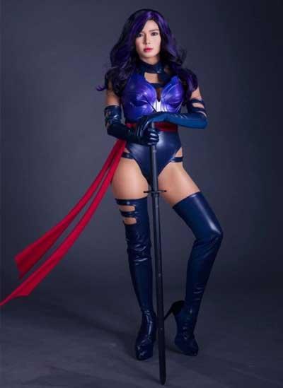 Cosplayer Wanita Tercantik di Dunia