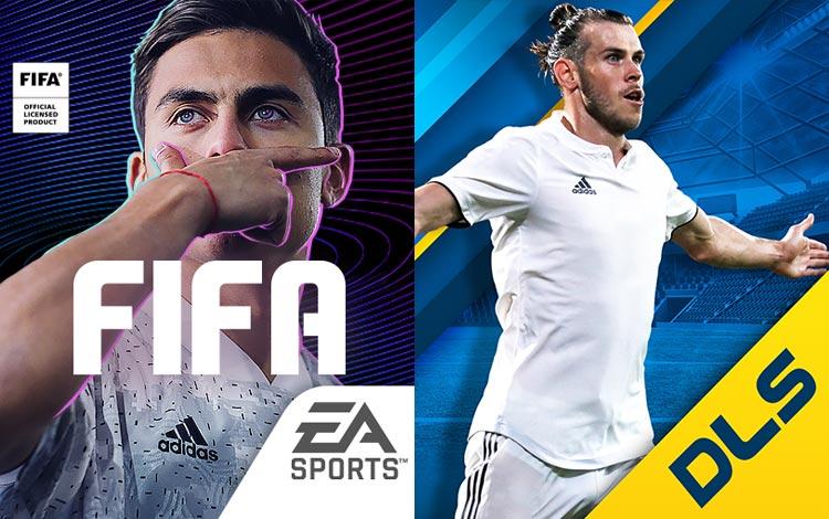 Game sepakbola untuk Android terbaik 2020