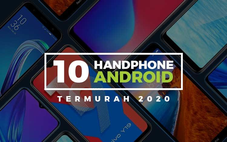 HP Android Termurah 2020, Hanya 1 Jutaan!