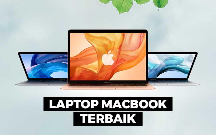 Laptop MacBook terbaik