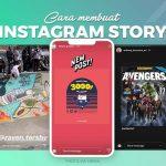 Cara Membuat IG Story Paling Keren Update 2020!