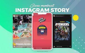 Cara membuat Instagram Story keren