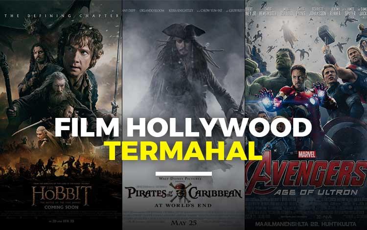 Film Hollywood termahal