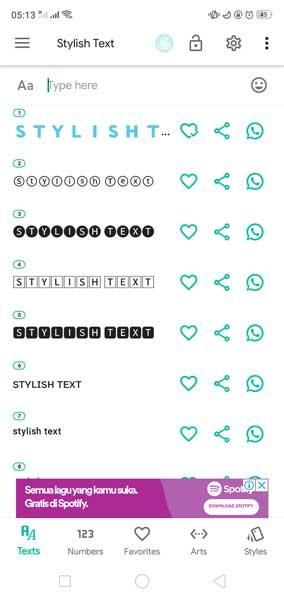 Cara Mengganti Font Instagram Story Update 2020