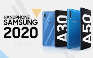 Handphone Samsung terbaru 2020