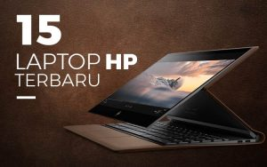 Laptop HP terbaru 2020