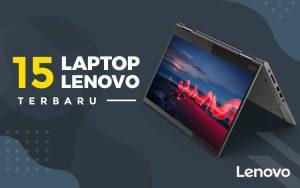 Laptop Lenovo terbaru 2020