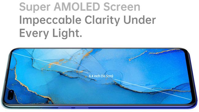 Spesifikasi Layar Oppo Reno 3 Pro