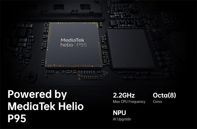 Spesifikasi chipset dan CPU Oppo Reno 3 Pro