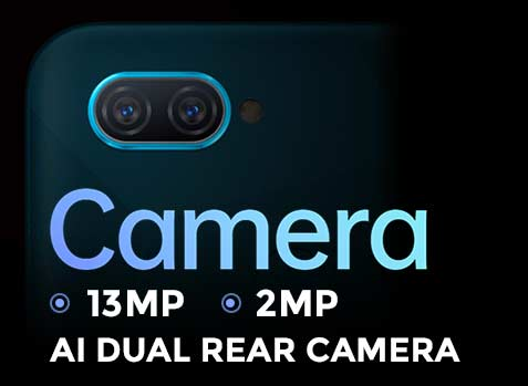 Spesifikasi kamera Oppo A12