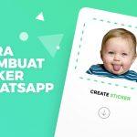Stiker WhatsApp 2020: Cara Membuat dan Syarat Sistem