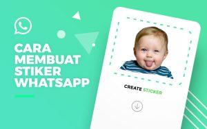 Cara membuat stiker WhatsApp