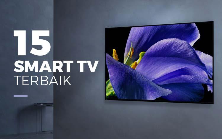 15 Smart TV Terbaik Dengan Harga Terjangkau 2020