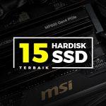 Hardisk SSD Terbaik 2020 Untuk Performa Laptop dan PC Maksimal!