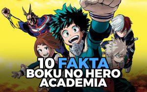 Fakta Boku No Hero Academia