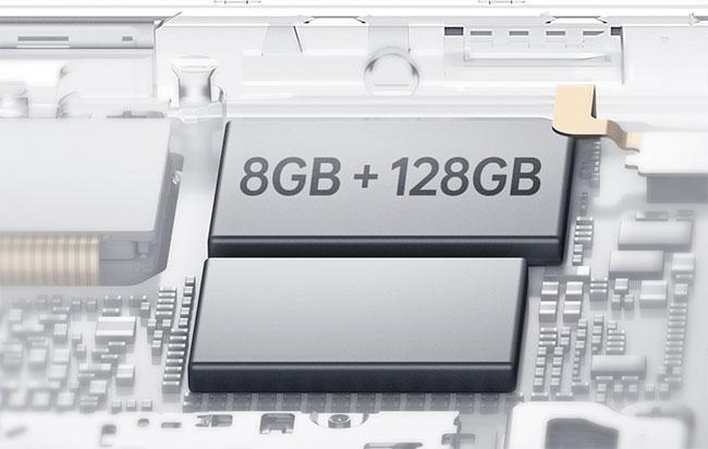 Kapasitas memory Oppo A92