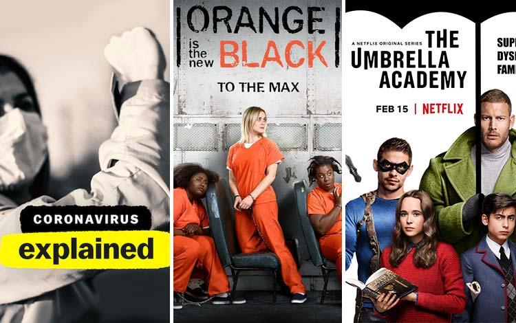 15 Serial Netflix Terbaik 2020: Pantang Dilewatkan!